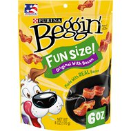 Beggin' Littles Bacon Flavor Dog Treats, 6-oz bag