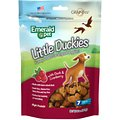 Emerald Pet Little Duckies with Duck & Cranberry Dog Treats