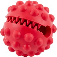 Dogzilla Knobby Treat Ball Dog Toy, Small