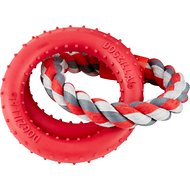Dogzilla Lockin Links Dog Toy, Small