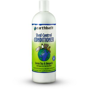 Earthbath Shed Control Green Tea & Awapuhi Dog & Cat Conditioner