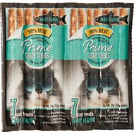 Prime Taste Treats Interactive Jerky Snacks Trout Flavor Cat Treats, 7 pack