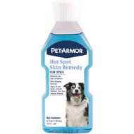 PetArmor Hot Spot Skin Remedy Non-Stinging Formula for Dogs, 4-oz bottle