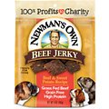 Newman's Own Beef Jerky Beef & Sweet Potato Recipe Dog Treats