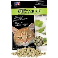 Omega Paw Meowjito Cat Treats, 3-oz bag
