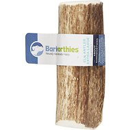 Barkworthies Extra Large Elk Antler Dog Chew, Whole Chew
