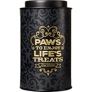 Etta Says! Lamb Liver Yumms Freeze-Dried Dog Treats in Decorative Tin