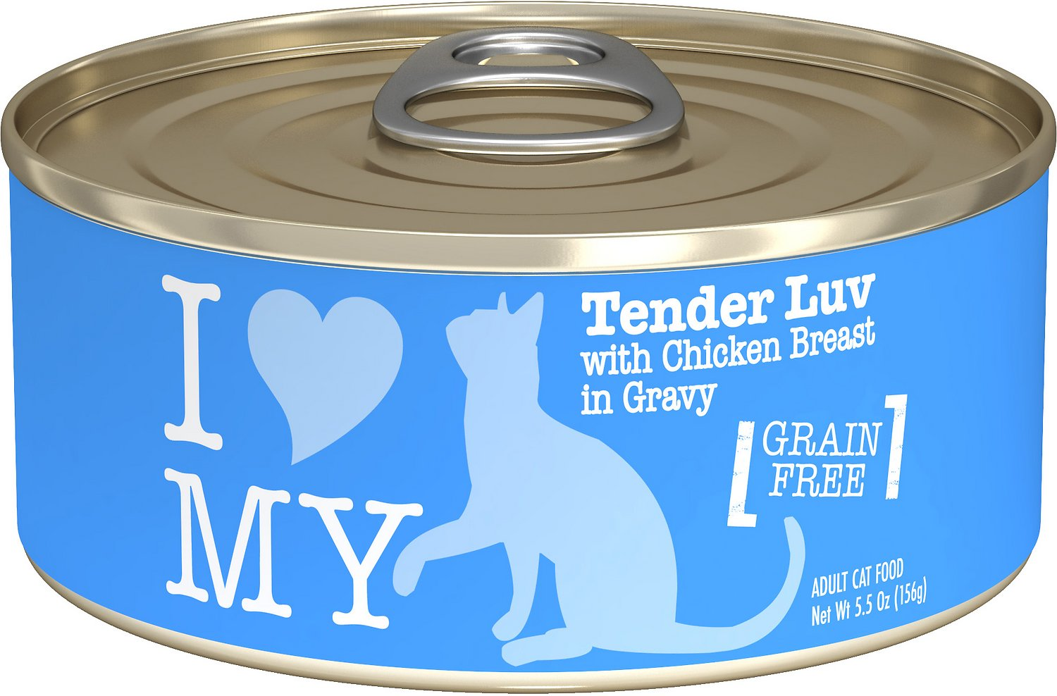 I Luv My Cat Canned Food
