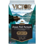 Victor Ocean Fish Formula with Alaskan Salmon Dry Dog Food, 40-lb bag