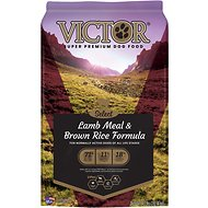 Victor Lamb Meal & Brown Rice Dry Dog Food, 40-lb bag