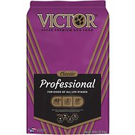 VICTOR Professional Formula Dry Dog Food, 40-lb bag