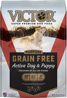 Victor Puppy Food Reviews