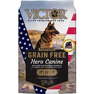 Victor Hero Grain-Free Dry Dog Food, 30-lb bag