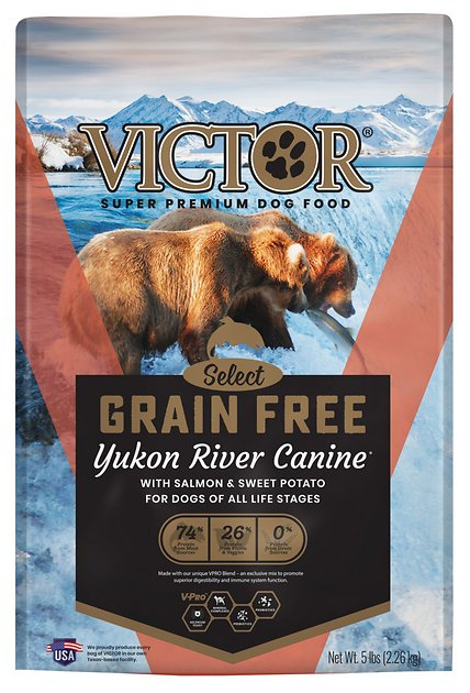 Yukon River Dog Food