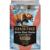 VICTOR Yukon River Salmon & Sweet Potato Grain-Free Dry Dog Food, 30-lb bag