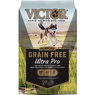 VICTOR Ultra Pro 42 Grain-Free Dry Dog Food, 30-lb bag