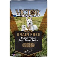 Victor Grain-Free Countryside Canine Chicken Meal & Sweet Potato Dry Dog Food, 5-lb bag