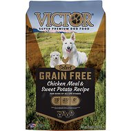 Victor Grain-Free Countryside Canine Chicken Meal & Sweet Potato Dry Dog Food, 30-lb bag