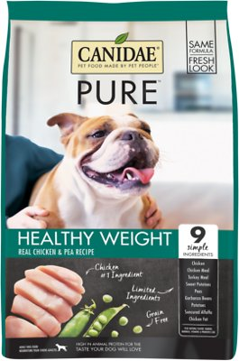 6. Canidae Pure Healthy Weight Dry Dog Food