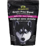 Holistic Blend Grain-Free Marine 5 Fish All Life Stages Dry Dog Food, 7-lb bag