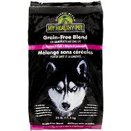 Holistic Blend Grain-Free Marine 5 Fish All Life Stages Dry Dog Food, 25-lb bag