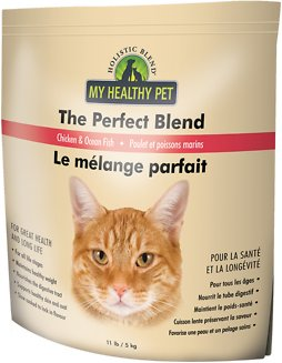 Holistic Blend Perfect Blend With Chicken Ocean Fish Dry Cat Food
