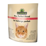Holistic Blend Perfect Blend with Chicken & Ocean Fish Dry Cat Food, 11-lb bag