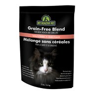Holistic Blend Grain-Free Turkey & Chicken All Life Stages Dry Cat Food, 7.5-lb bag
