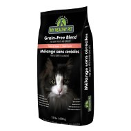 Holistic Blend Grain-Free Turkey & Chicken All Life Stages Dry Cat Food, 15-lb bag