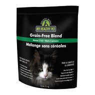Holistic Blend Grain-Free Marine 5 Fish All Life Stages Dry Cat Food, 2.5-lb bag