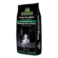 Holistic Blend Grain-Free Marine 5 Fish All Life Stages Dry Cat Food, 15-lb bag