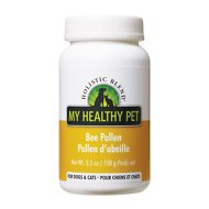 Holistic Blend Bee Pollen for Dogs & Cats, 5.3-oz bottle
