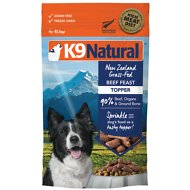 K9 Natural Beef Feast Freeze-Dried Dog Food Topper