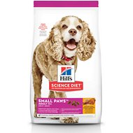 Hill's Science Diet Adult 11+ Small & Toy Breed Age Defying Dry Dog Food, 15.5-lb bag