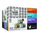 I and Love and You Variety Pack Grain-Free Canned Cat Food