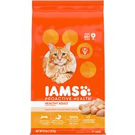 Iams ProActive Health Healthy Adult Original with Chicken Dry Cat Food, 16-lb bag