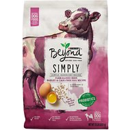 Purina Beyond Grain-Free Beef & Egg Recipe Dry Dog Food, 13-lb bag