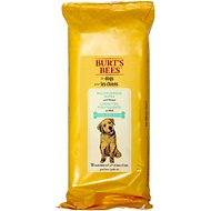 Burt's Bees Multipurpose Wipes with Honey For Dogs, 50 count