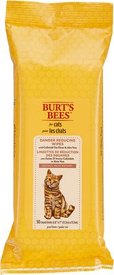 Burt S Bees Dander Reducing Wipes With Colloidal Oat Flour