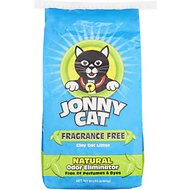 Jonny Cat Fragrance Free Cat Litter, 10-lb bag