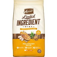 Merrick Limited Ingredient Diet Grain-Free Real Chicken Recipe Dry Dog Food, 22-lb bag