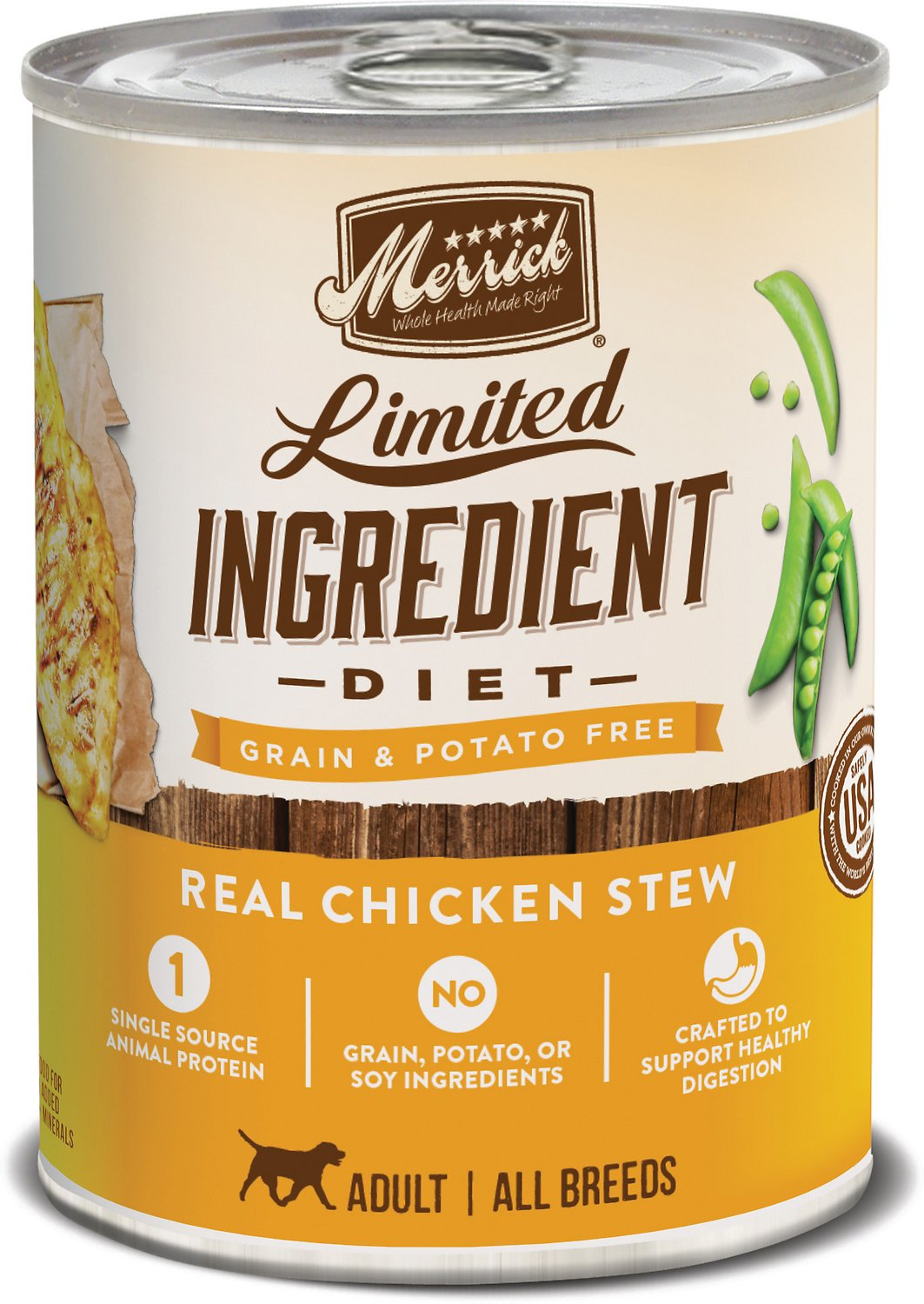 have the limited ingredient diets changes merrick