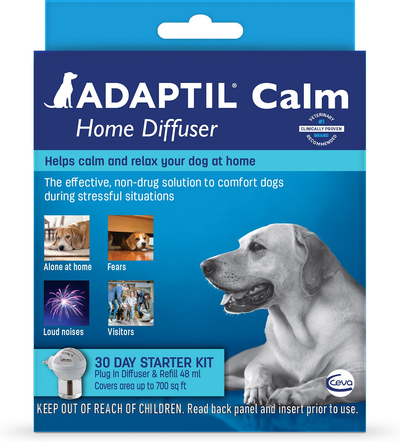 Adaptil Electric Dog Diffuser 6ecd11968