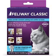 Feliway 30 Day Starter Kit Plug-In Diffuser & Refill, 48-mL