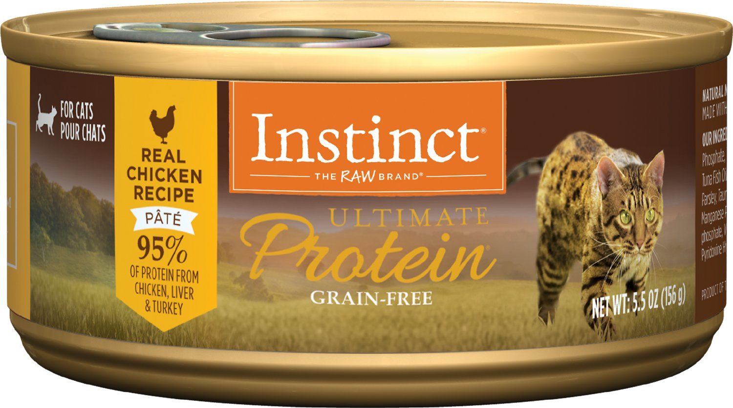 Instinct by natures variety ultimate protein grain free real video forumfinder Image collections