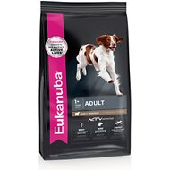 Eukanuba Adult Lamb & Rice Formula Dry Dog Food, 30-lb bag