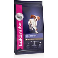 Eukanuba Puppy Lamb & Rice Formula Dry Dog Food, 30-lb bag