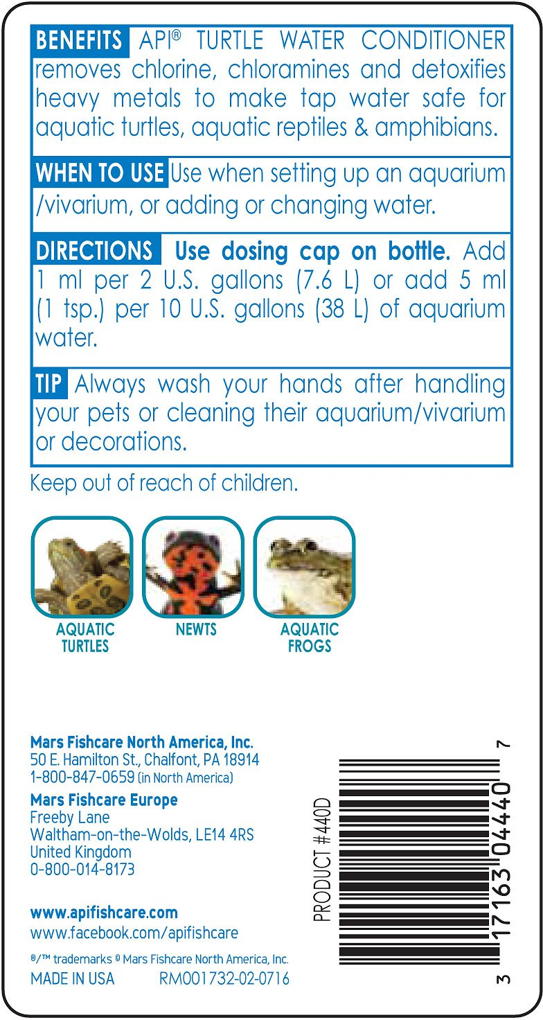 water conditioner for fish instructions