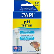 API pH Freshwater Aquarium Test Kit, 250 count