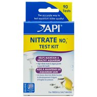 API Nitrate NO3 Freshwater & Saltwater Aquarium Test Kit, 90 count
